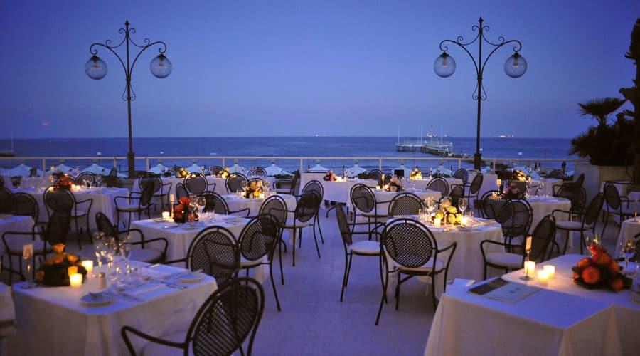 Venezia Ristorante La Taverna Hotel Excelsior Lido