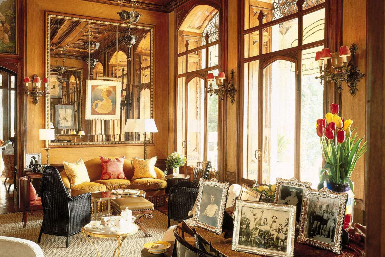 Gargnano Bs Ristorante Del Grand Hotel Villa Feltrinelli